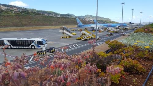 Garden airport