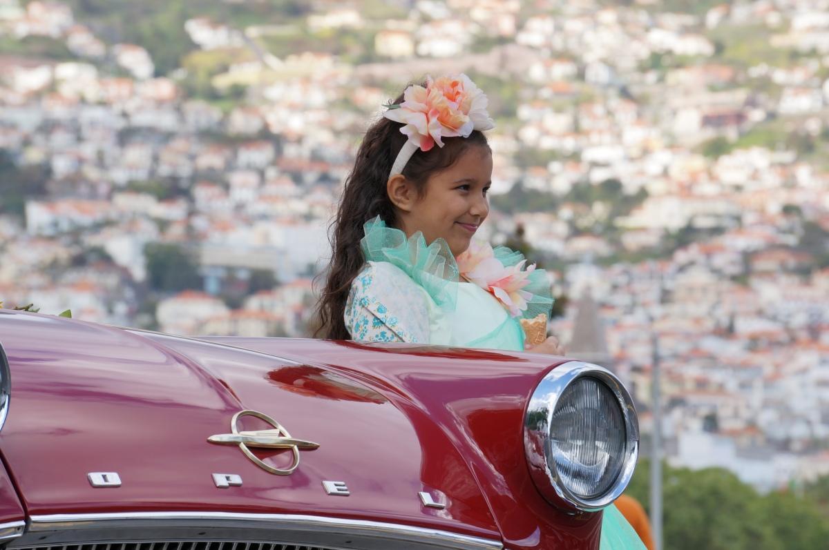 Madeirans love a festival