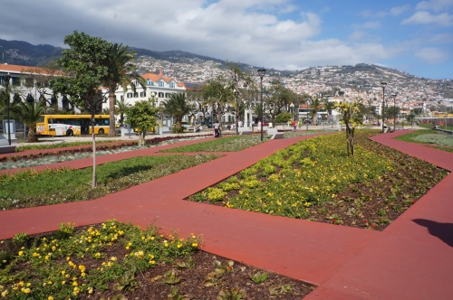 Mild & sunny in Funchal